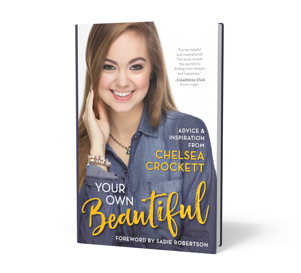 Your Own Beautiful Book by Chelsea Crockett